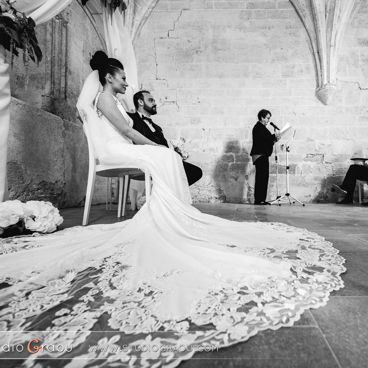 OFFICIANTE NARBONNE CARCASSONNE WEDDING DESIGNER NARBONNE WEDDING PLANNER AUDE mariage studio graou